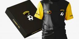 Portfolio johnny10 KS Harnaś Tymbark projekt koszulki