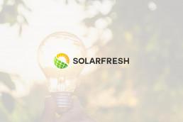 logo solar fresh