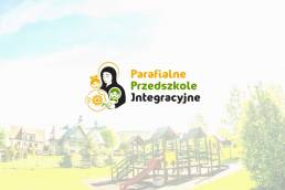 parafialne przedszkole integracyjne logo